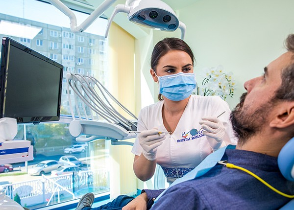 Spitalul de stomatologie